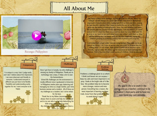 All About Me - Mary Anne