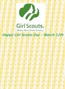 Happy Girl Scout Day 's thumbnail
