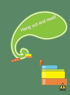 hang out and read