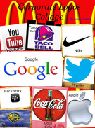 Corporate Logos Collage's thumbnail
