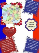 France Educational Poster's thumbnail