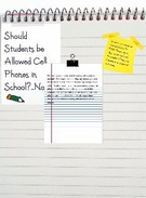 Should Cell Phones Be Allowed In School's thumbnail