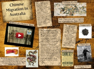 Chinese Migration in Australia