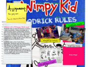 Diary of a wimpy kid's thumbnail