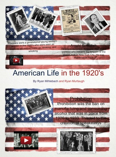 American Life in the 1920