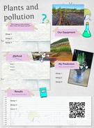 Plants and pollution experiment's thumbnail
