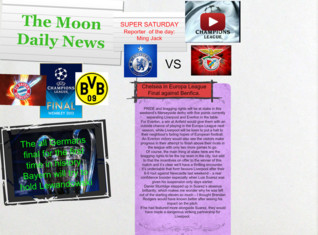 The Moon Daily News