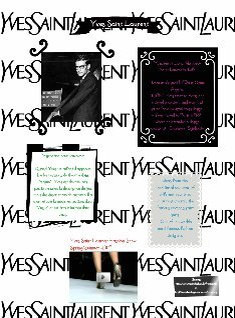 ysl french proj