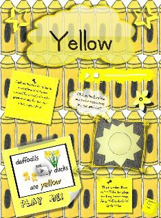Color Word:Yellow