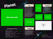 Planet - template's thumbnail