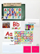Learning the alphabets by Ms. Annette Taylor-James New Glog's thumbnail