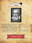 Galileo Wanted Poster's thumbnail