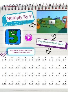 Multiply By 5