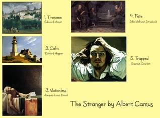 The Stranger Book Project