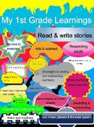 My first grade learnings's thumbnail