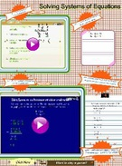 Solving Systems of Equations's thumbnail