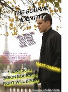 THE BOURNE IDENTITY POSTER's thumbnail