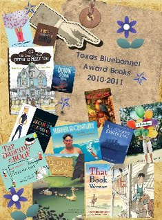 Texas Bluebonnet Award Master List 2010-2011