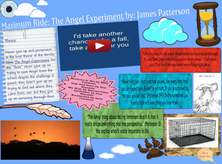 The Angel Experiment Glog by: Kaitlyn