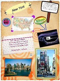 Road Trip project examples