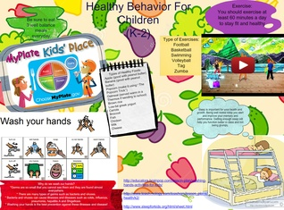 Healthy behavior for children