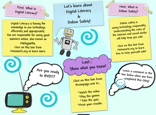 Digital Literacy and Online Safety-Mrs. Maxwell