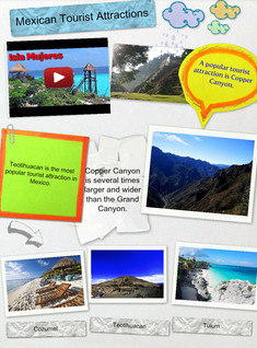 mexican tourist attractions