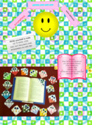 book cook glogster poster adele's thumbnail