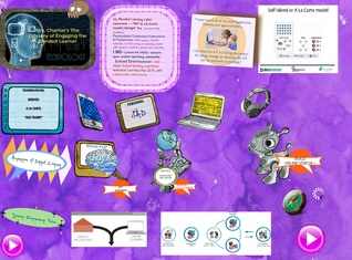Glog_Engaging the Blended Learner_Chartier_2015 Module 3