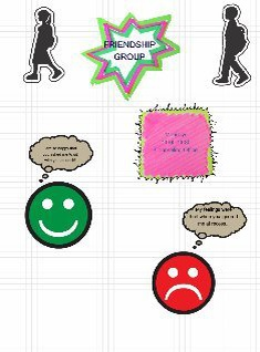 Friendship Group Poster