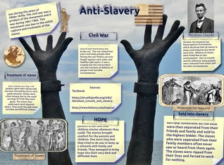 [2015] Cambria Germann: Anti-Slavery
