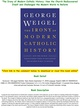 ^DOWNLOAD E.B.O.O.K.# The Irony of Modern Catholic History: How the Church Rediscovered Itself and C thumbnail