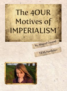 Imperialism Title Page