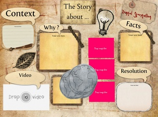 Digital Storytelling template