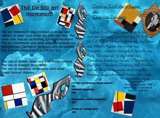 The De Stijl Art Movement