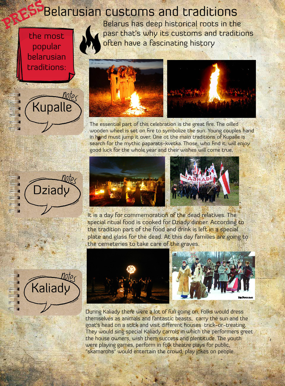 Belarusian customs and traditions