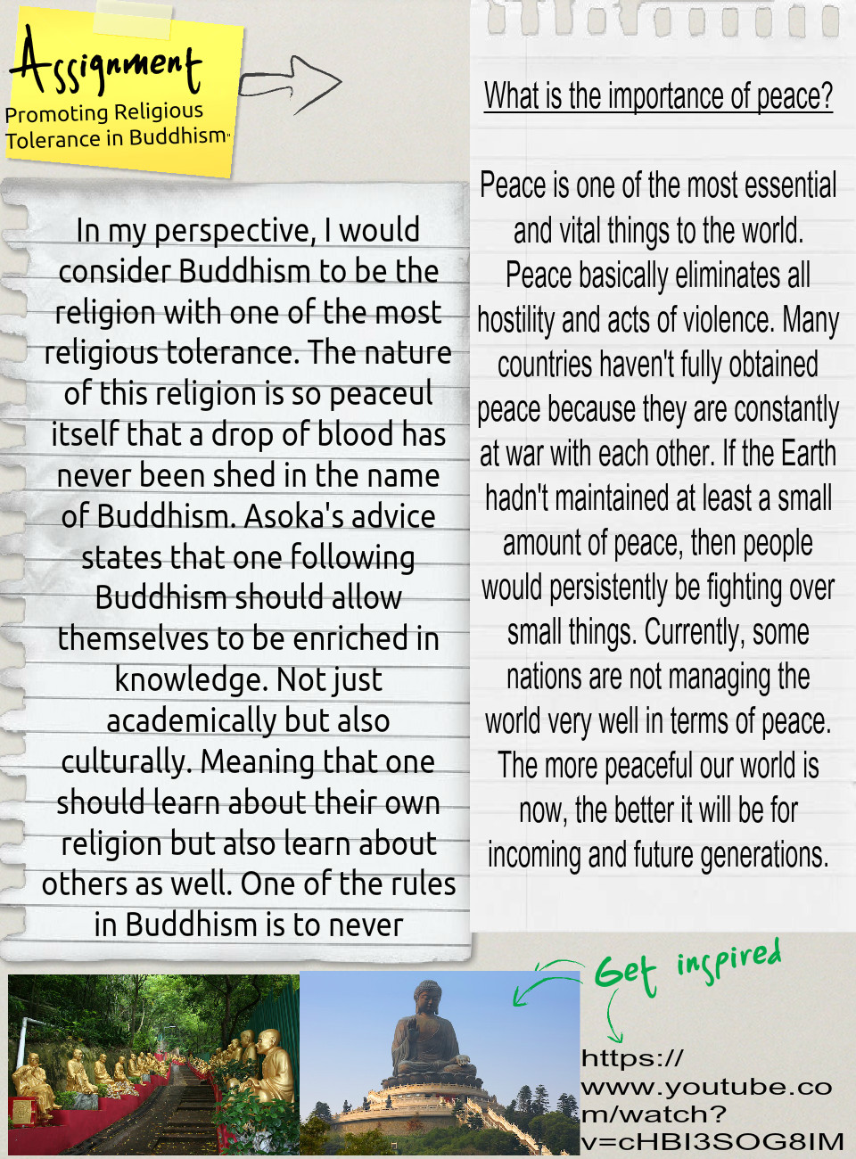 Promoting Religious Tolerance In Buddhism