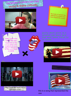 facts about canadian and american pop music