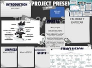Project presentation's thumbnail