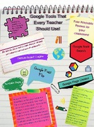 Google Tools That Every Teacher Should Use's thumbnail