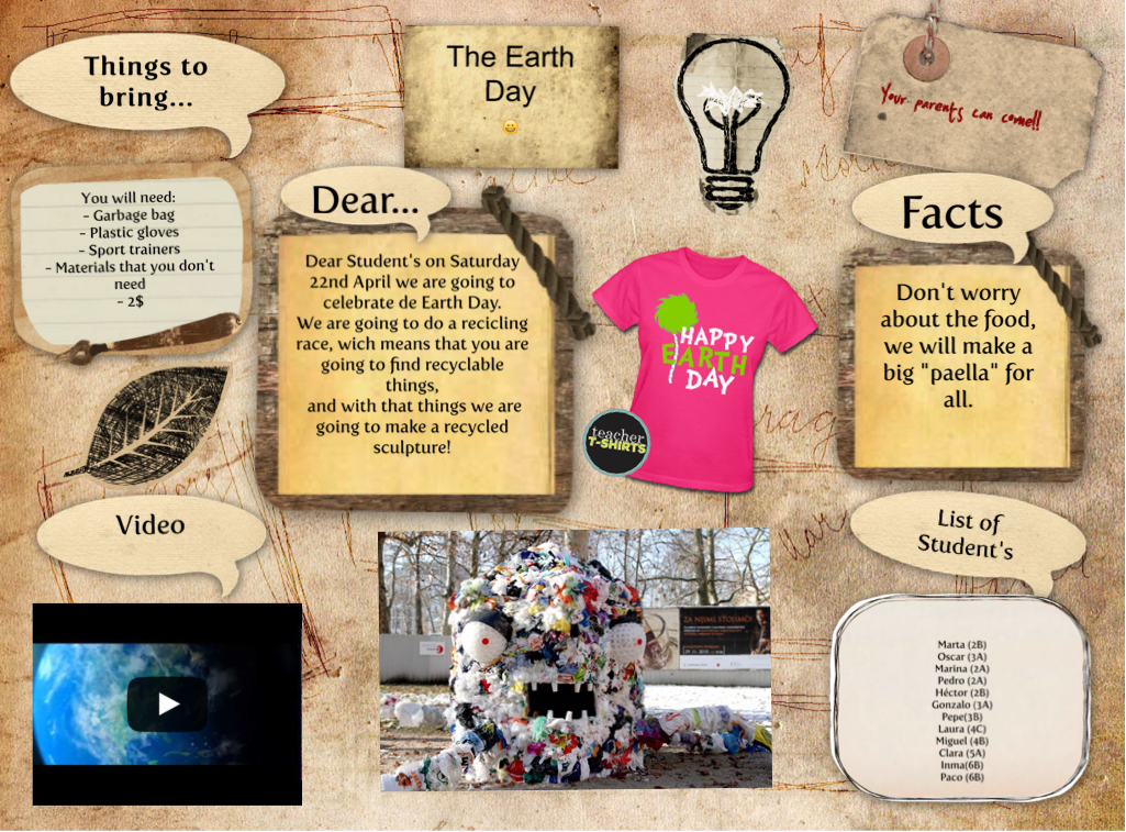The Earth Day