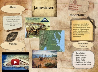 Introduction to Jamestown
