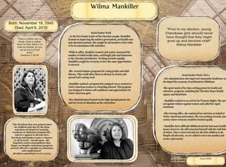 [2015] Alyssa Muttillo: Wilma Mankiller