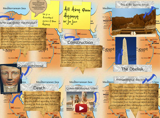 All About Queen Hatshepsut