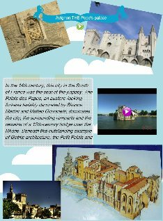 Avignon: The Pope's palace