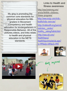 Health and physical fitness