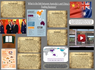 Australia and Chinas Trading Industry
