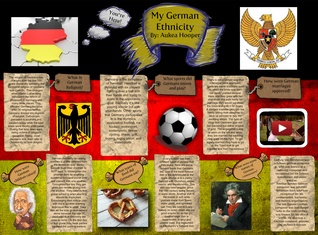 My German Ethnicity