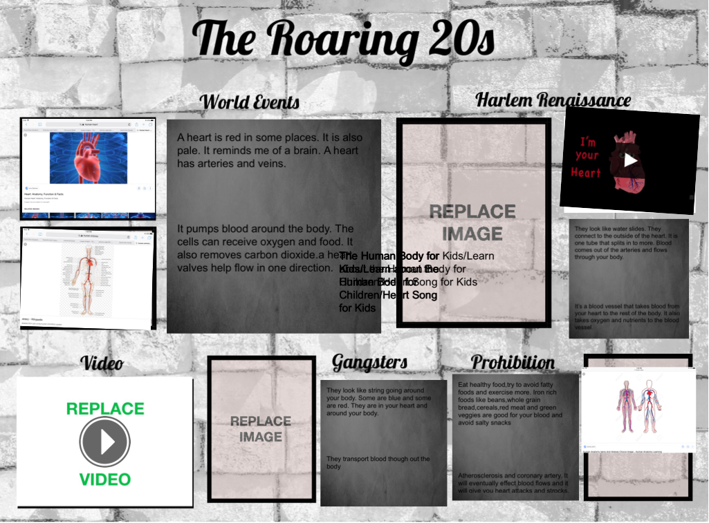 The Roaring 20s