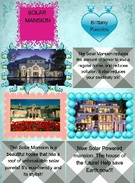The Solar Mansion By:Brittany Paredes's thumbnail
